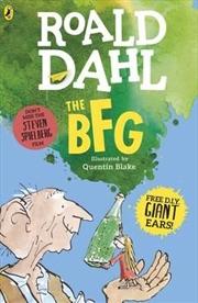 The Bfg | Paperback Book