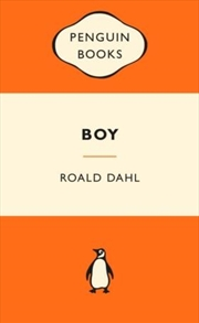 Boy: Popular Penguins | Paperback Book