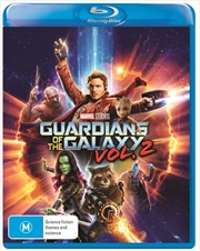 Guardians Of The Galaxy - Vol 2 | Blu-ray