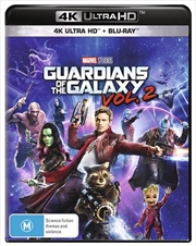 Guardians Of The Galaxy - Vol 2 | Blu-ray + UHD