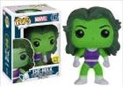 She Hulk Glow | Pop Vinyl