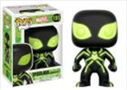 Stealth Spiderman Glow | Pop Vinyl