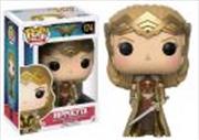 Wonder Woman Movie - Hippolyta Pop! Vinyl | Pop Vinyl