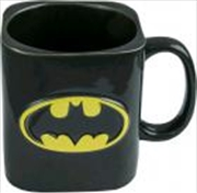 Batman 3d Logo Mug