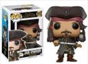 Jack Sparrow | Pop Vinyl