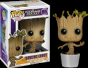 Dancing Groot | Pop Vinyl