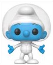 Astro Smurf | Pop Vinyl