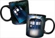 Doctor Who Disappear Heat Mug