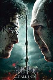 7 Voldemort Teaser | Merchandise
