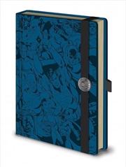 Dc Originals A5 Notebook