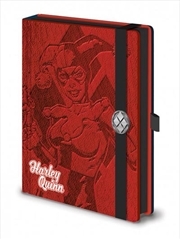 Harley Quinn A5 Notebook