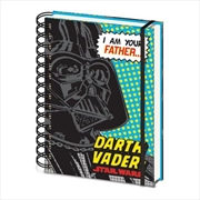 I Am Your Father A5 Notebook
