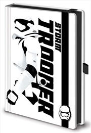 Storm Trooper A5 Notebook