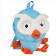 Hoot Plush Backpack
