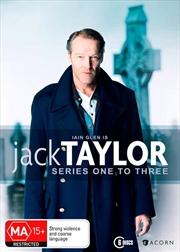Jack Taylor - Series 1-3   Boxset