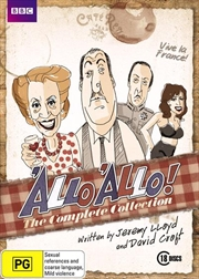 'Allo 'Allo! | Series Collection