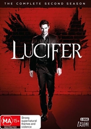 Lucifer - Season 2 | DVD
