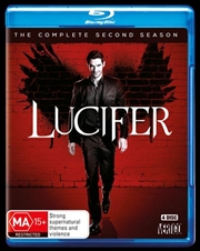 Lucifer - Season 2 | Blu-ray