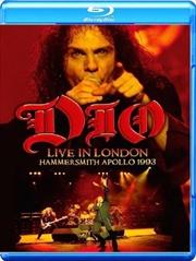 Live In London Hammersmith Apollo 1993 | Blu-ray
