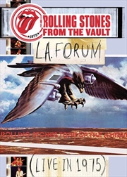 From The Vault - L.a. Forum - Live In 1975 | DVD