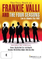 Very Best Of Frankie Valli & The Four Seasons: Live In Atlantic City 1992
