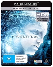 Prometheus | DHD + UHD