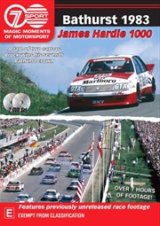 Magic Moments Of Motorsport - Bathurst 1983 | DVD