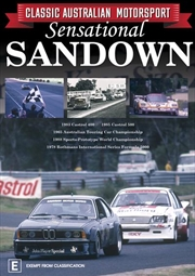 Classic Aussie Motorsport - Sensational Sandown