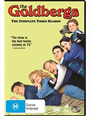 Goldbergs - Season 3, The | DVD