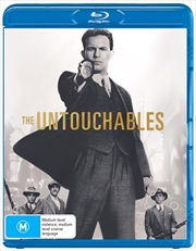 Untouchables - 20th Anniversary Edition, The | Blu-ray