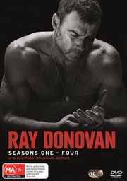 Ray Donovan - Season 1-4 | Boxset