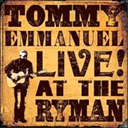 Live At The Ryman | CD