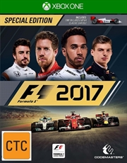F1 2017 Special Edition Day One