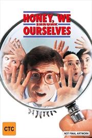 Honey, We Shrunk Ourselves | DVD