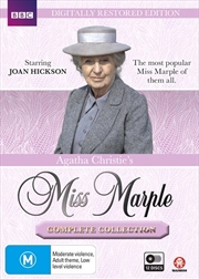 Agatha Christie's Miss Marple | Series Collection - Restored Edition