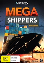 Mega Shippers - Season 1
