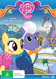 My Little Pony Friendship Is Magic - Viva Las Pegasus | DVD