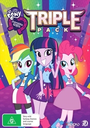 My Little Pony - Equestria Girls | Triple Pack