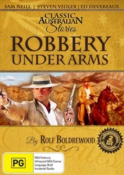 Robbery Under Arms | Classic Australian Stories | DVD