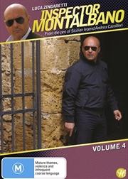 Inspector Montalbano - Vol 4