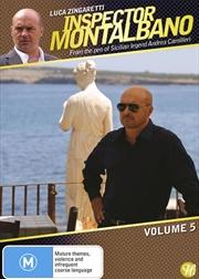 Inspector Montalbano - Vol 5