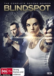 Blindspot - Season 2 | DVD