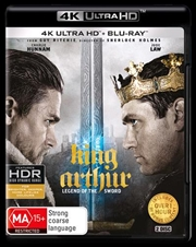 King Arthur - Legend Of The Sword | Blu-ray + UHD