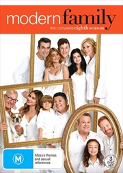 Modern Family - Season 8 | DVD