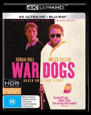 War Dogs | Blu-ray + UHD + UV