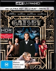 Great Gatsby | Blu-ray + UHD, The