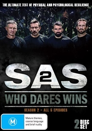 SAS - Who Dares Wins - Season 2
