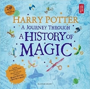 Harry Potter: A Journey Through the History of Magic | Hardback Book