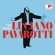 Great Luciano Pavarotti