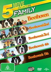 Beethoven Season 1 - 5 | DVD